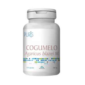Cogumelo 300mg Puris 120 cápsulas
