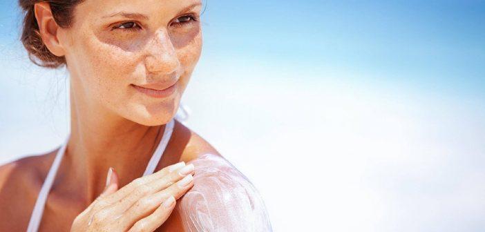 Protetor Solar - Alergia