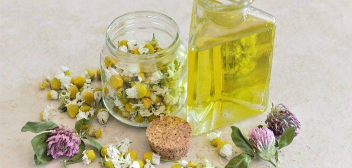 Aromaterapia - óleo de orégano